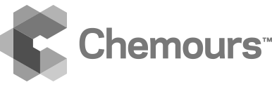 Chemours Logo in grey