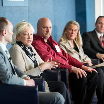 Panel at NIPAW