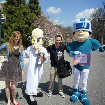 ACE Clean Visits American University