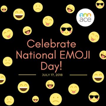 Celebrate National EMOJI Day