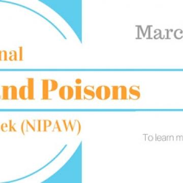 National Inhalants and Poisons Awareness Week