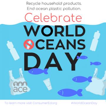 Celebrate World Ocean's Day